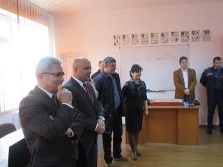 Deschidere oficiala a centrului educational multifunctional